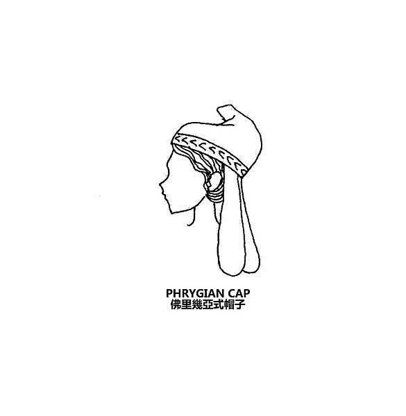 0068 Phrygian Cap
