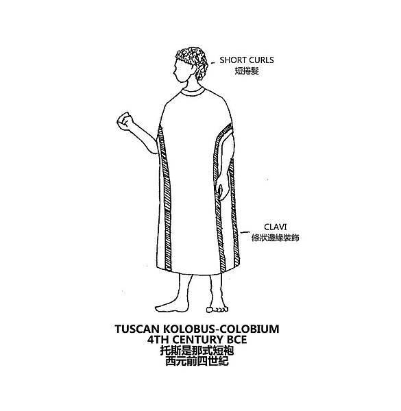 0083 Tuscan Kolobus-Colobium