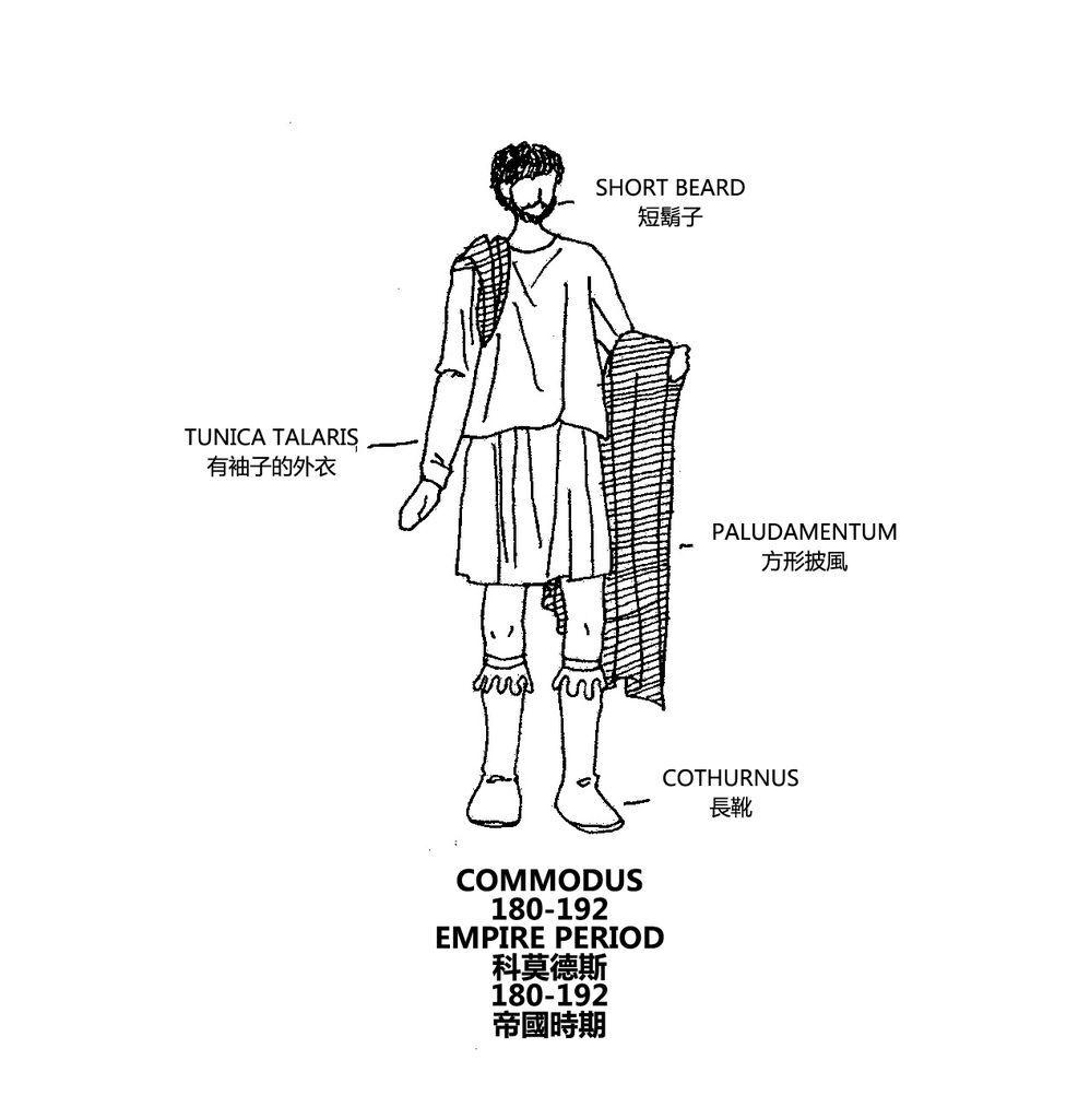0092 Commodus
