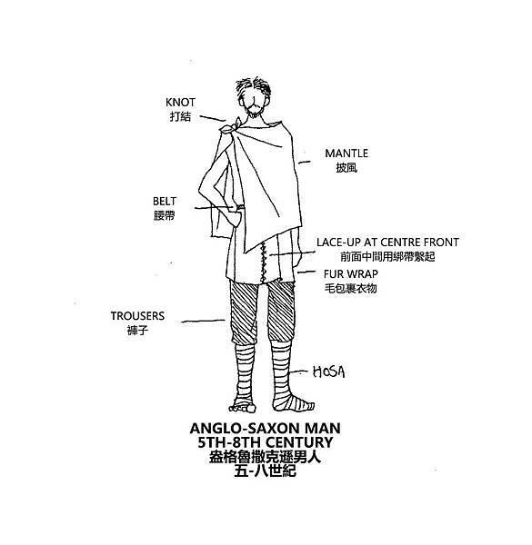 0114 Anglo-Saxon Man