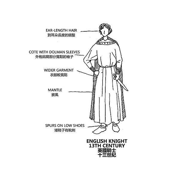 0130 English Knight