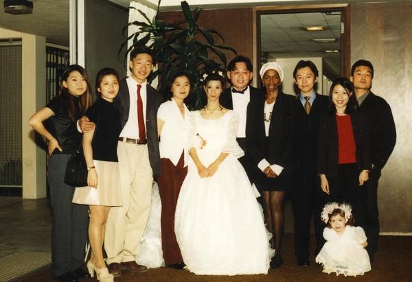 1997LA婚禮之UCLA同學