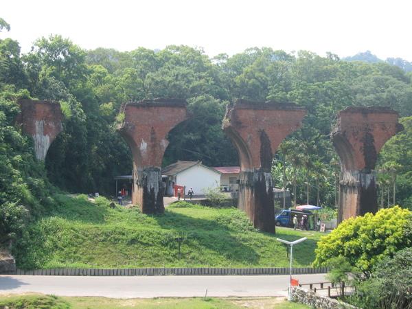 龍騰斷橋 北段