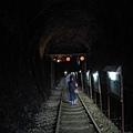 勝興車站隧道