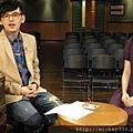 20111102pm11鋼琴氣質美女西村由紀江來佼朋友囉 (6).JPG