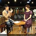 20111102pm11鋼琴氣質美女西村由紀江來佼朋友囉 (7).JPG