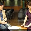 20111102pm11鋼琴氣質美女西村由紀江來佼朋友囉 (13).JPG