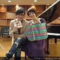 20111102pm11鋼琴氣質美女西村由紀江來佼朋友囉 (20).JPG