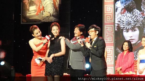 2011 1102楊門女將上海首映會 (13).JPG