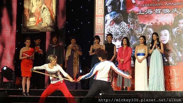 2011 1102楊門女將上海首映會 (17).JPG