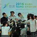 2011 1027台北世界設計大展南港臺北館一日館長活動 (11).JPG