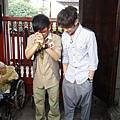 2011 1117pm9佼個朋友吧~大城小巷張棟樑陪我一起逛 (16).JPG