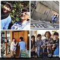 好天氣~出去走走拍外景~真宜人!秋高氣爽~和张智成 在台北大城小巷~11/22pm9東風台佼個朋友吧!