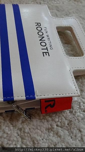 日本2011 rootote官方紀念品顛覆經典筆記本與自身品牌名且很實用 (3).JPG