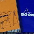 日本2011 rootote官方紀念品顛覆經典筆記本與自身品牌名且很實用 (6).JPG