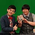2011柯震東林育群在音樂強力佼 (10).JPG