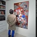 2012 2 11開展的杜溪台北個展 (1).JPG