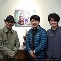 2012 2 11開展的杜溪台北個展 (11).JPG