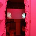2012 310CHIM POM日本前衛團體在日本與台灣創作展~皮卡丘是真的涉谷街鼠做的唷! (11)