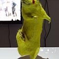 2012 310CHIM POM日本前衛團體在日本與台灣創作展~皮卡丘是真的涉谷街鼠做的唷! (18)
