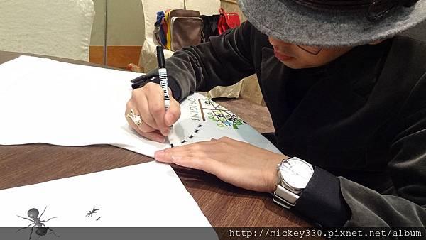 2012 品木宣言公益TEE繪製ING (1)