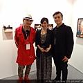 2012 3 21 art revolution人潮洶湧的VIP之夜 (3)