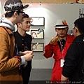 2012 3 21 art revolution人潮洶湧的VIP之夜 (7)