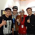2012 3 21 art revolution人潮洶湧的VIP之夜 (9)