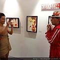 2012 3 21 art revolution人潮洶湧的VIP之夜 (16)