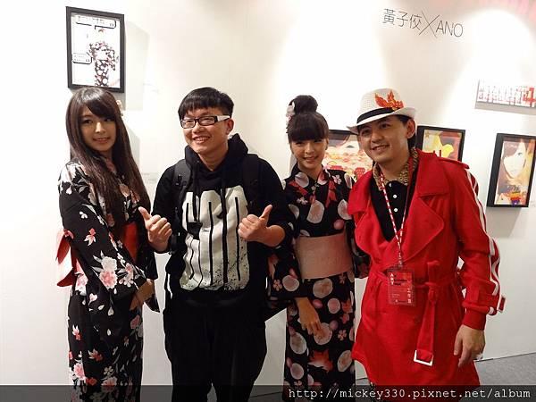 2012 3 21 art revolution人潮洶湧的VIP之夜 (17)