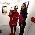 2012 3 21 art revolution人潮洶湧的VIP之夜 (33)
