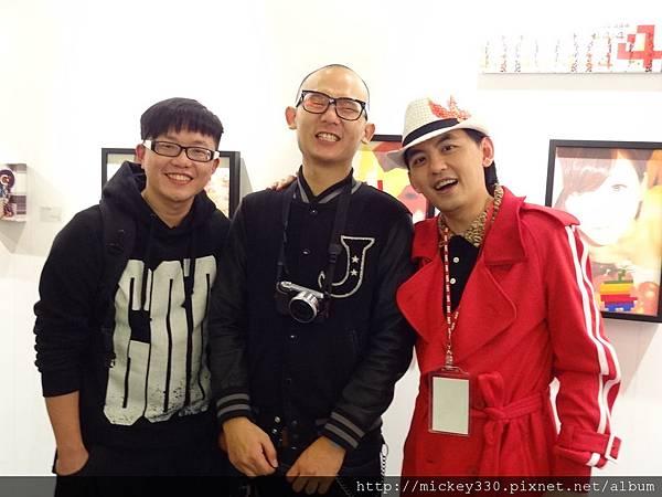 2012 3 21 art revolution人潮洶湧的VIP之夜 (34)
