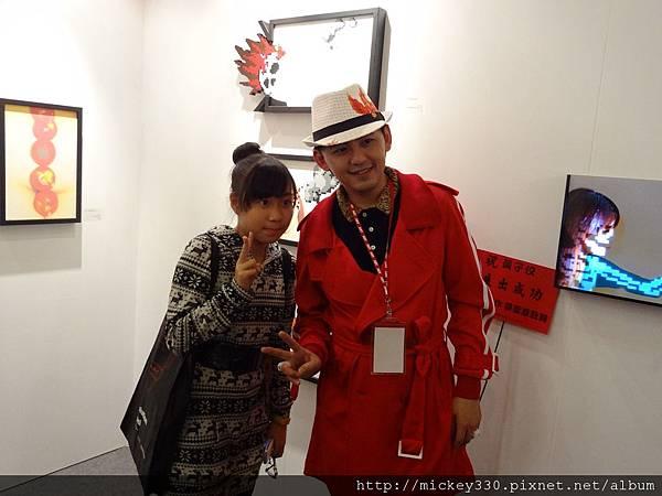 2012 3 21 art revolution人潮洶湧的VIP之夜 (36)