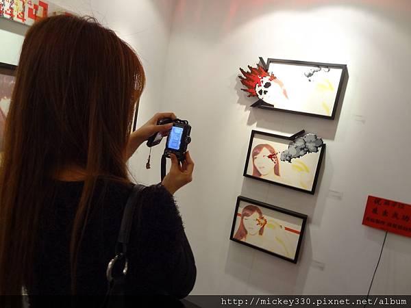 2012 3 21 art revolution人潮洶湧的VIP之夜 (45)