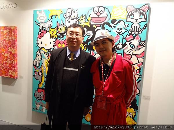 2012 3 21 art revolution人潮洶湧的VIP之夜 (48)