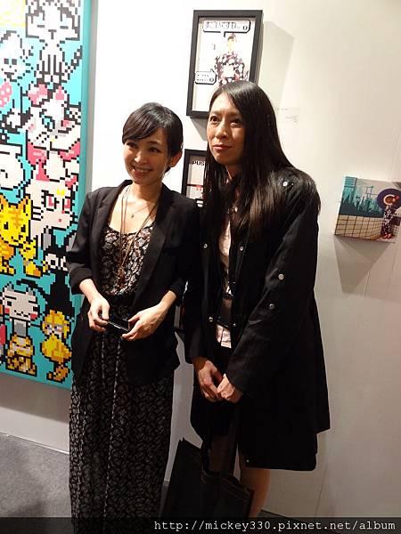 2012 3 21 art revolution人潮洶湧的VIP之夜 (55)