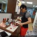 2012 5 為尊彩藝術中心二十年開展創作熱汽球:壽桃 (5)