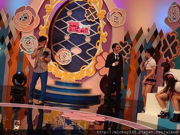 2012 525pm730土豆網channel豆~今晚淘汰誰! (16)