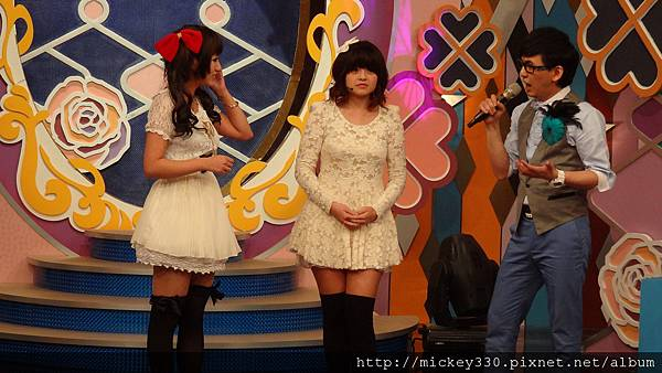 2012 6 15PM730 CHANNEL豆今晚淘汰誰~美眉都有精彩表演唷 (22)