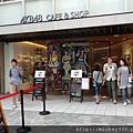 天神車站後的大名區akb48 cafe