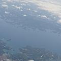 飛往福岡的空中 (2)