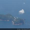 飛往福岡的空中 (4)