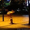 清流公園滑板小子