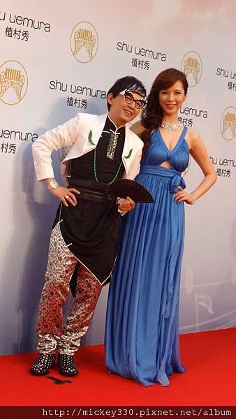 2012 6 23金曲獎星光~典禮~豐華與台視慶功宴 (8)