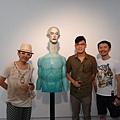 2012 8 4當代雕塑日本製造~99@也趣藝廊民族西路 (10)