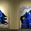 2012 8 4合氣一相瑪馨玲三人展(有小部份李善單老師與其它藝作)~817@寶勝畫廊敦化北路 (2)