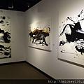 2012 8 4合氣一相瑪馨玲三人展(有小部份李善單老師與其它藝作)~817@寶勝畫廊敦化北路 (3)