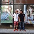 2012 7 31在人像專科攝影展會場對談與採訪與參觀 (15)