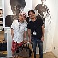 2012 7 31在人像專科攝影展會場對談與採訪與參觀 (27)