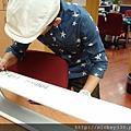 2012 8為義賣製作獨一無二的愛心閃亮DYSON!! (3)